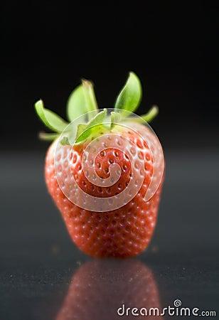 Shallow Depth of field Strawberry
