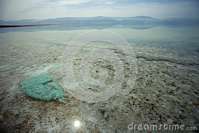 Dead Sea Shallow Waters