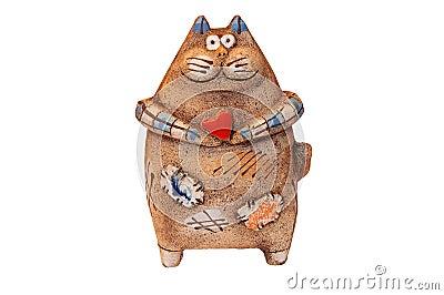Shamot cat