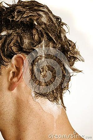 Free Shampoo Royalty Free Stock Image - 1161416