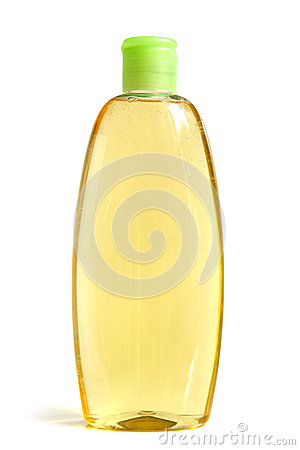 Free Shampoo Bottle Royalty Free Stock Image - 28119216