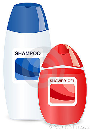 Shampoo and shower gel