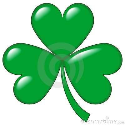 Free Shamrock - 1 Stock Photos - 1956493