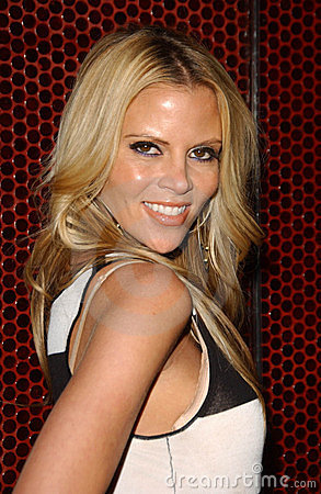 Shana Wall at the Launch of Dr. Rey s Shapewear. Opera, Hollywood, CA. 10-25-2007 Editorial Stock Image
