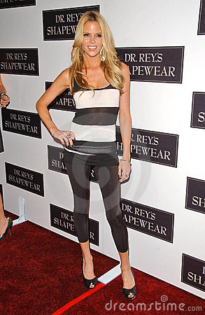 Shana Wall at the Launch of Dr. Rey s Shapewear. Opera, Hollywood, CA. 10-25-2007 Editorial Stock Photo