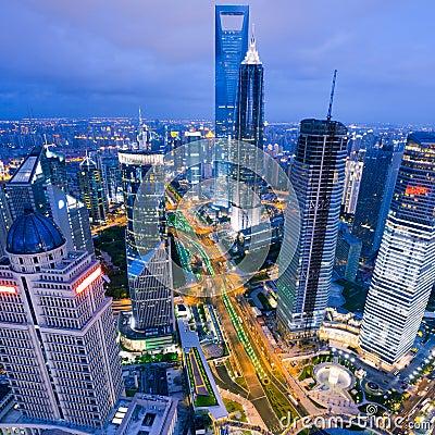 Free Shanghai Stock Images - 16108634