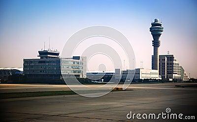 Shanghai airport / Pudong