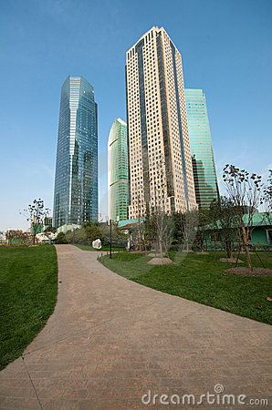 Shanghai Century Avenue Park