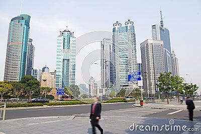 Shanghai construction traffic