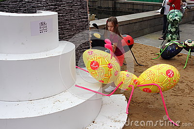 2013 Shanghai Design Capital Week Editorial Photo