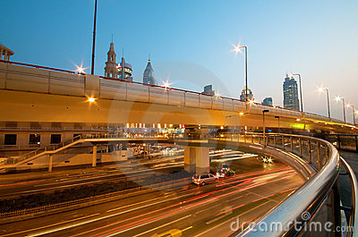 Shanghai Downtown Highway