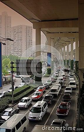 Free Shanghai Jam Royalty Free Stock Images - 1385089
