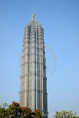 Shanghai Jinmao Tower