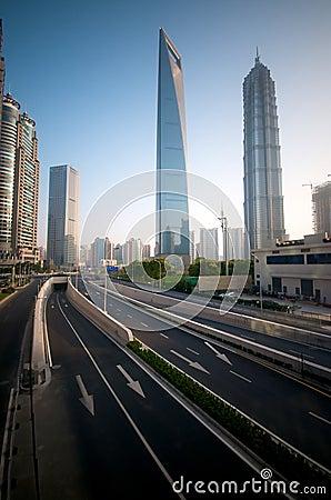 Shanghai Modern infrastructure