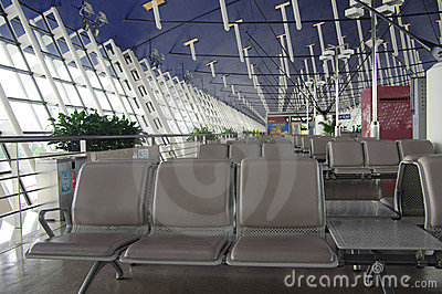 Shanghai Pudong International Airport Editorial Stock Image
