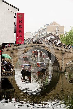 Shanghai, qibao Editorial Stock Image