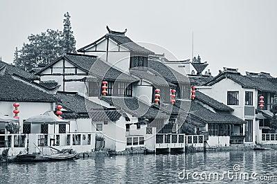 Shanghai rural village