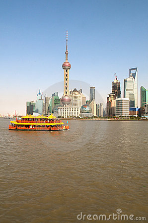Shanghai tourism