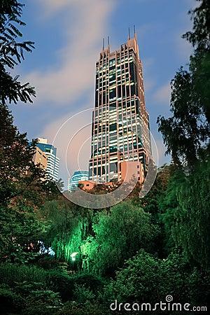 Shanghai urban architecture