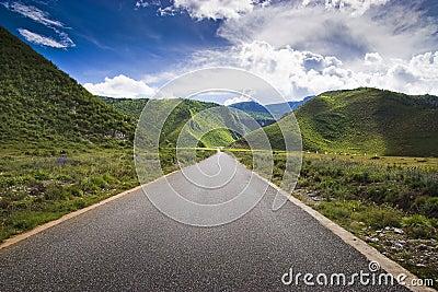 Shangri-La road