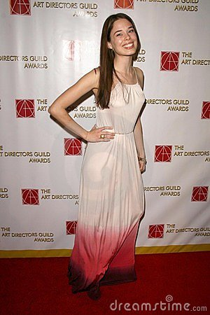 Shanna Collins at the 13th Annual Art Directors Guild Awards. Beverly Hilton Hotel, Beverly Hills, CA. 02-14-09 Editorial Stock Image