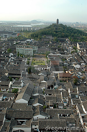 Shaoxing - watertown, general view