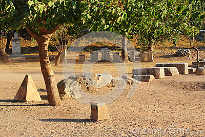Shapes in Ephesus