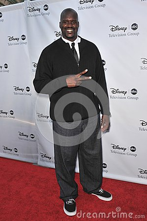 Shaquille O Neal Editorial Stock Photo