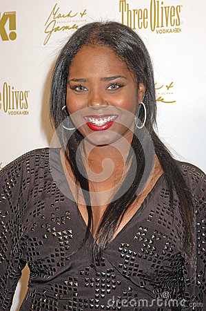 Shar Jackson, Editorial Stock Photo