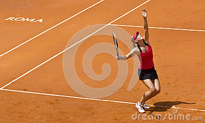 Sharapova Editorial Photography