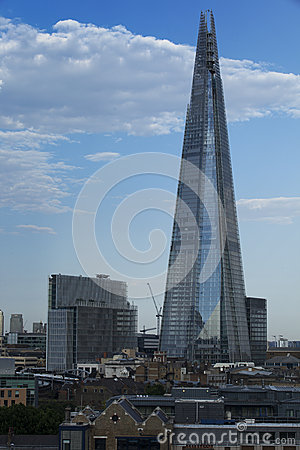 The Shard Editorial Stock Photo