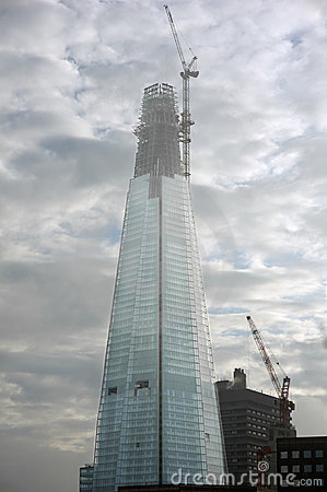 The shard, London.