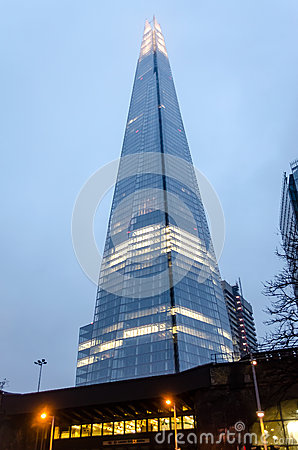 Shard London Bridge, Modern Editorial Photography