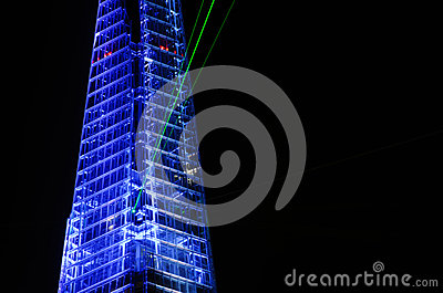 The Shard opening, London Editorial Photography