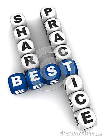 Share best practice
