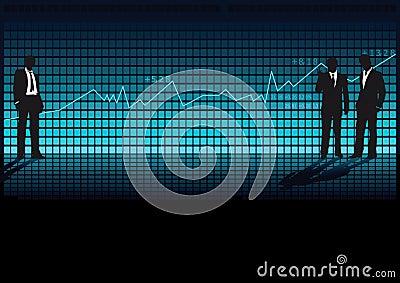 Share index moving erratically