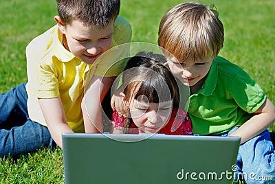Sharing a computer