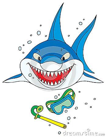 Free Shark Royalty Free Stock Photo - 2973315