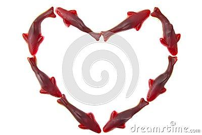 Shark heart
