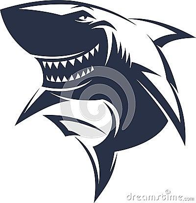Free Sharks Logo Stock Image - 59883291