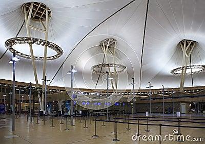 Sharm el-Sheikh International Airport.