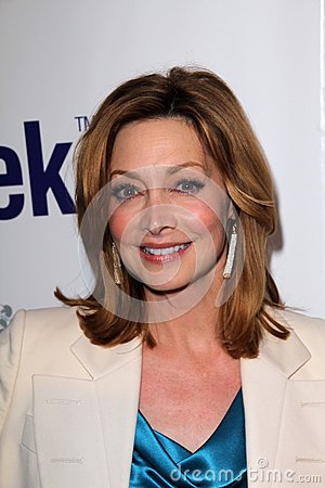 Sharon Lawrence at the Official Launch of BritWeek, Private Location, Los Angeles, CA 04-24-12 Editorial Image