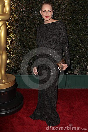 Sharon Stone Editorial Stock Photo