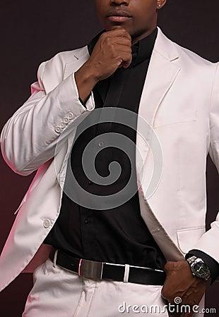 Free Sharp Dressed Man Royalty Free Stock Photography - 1622537