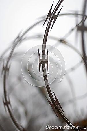 Sharp Wire