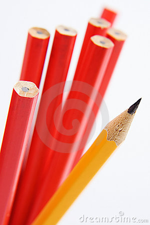 Sharp Yellow Pencil