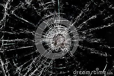 Shattered glass