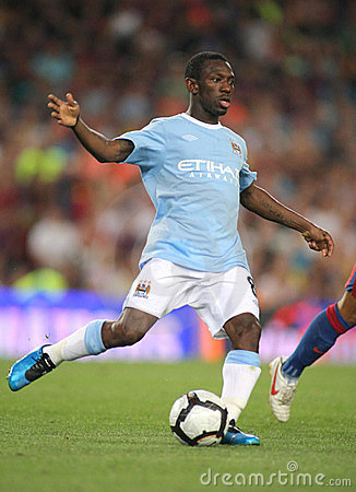 Shaun Wright-Phillips Editorial Stock Image