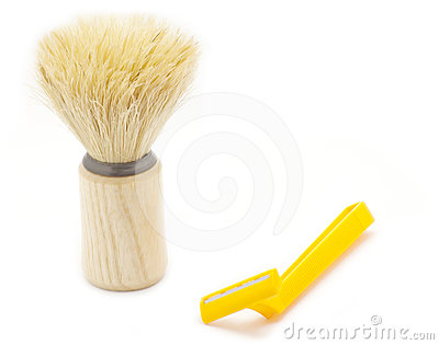 Shaving items