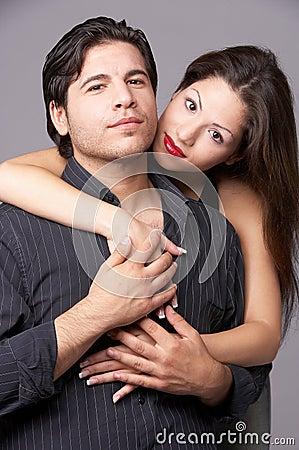Free She Loves Him Stock Photos - 1358983